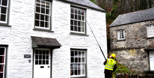 window cleaning in devon and cornwall
